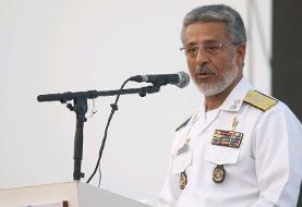 دریادار سیاری: سناریوهای متعددی برای مقابله با تهدیدات آماده کردیم
