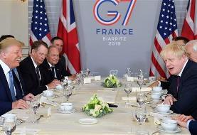 Trump tells Johnson: We'll have major trade deal