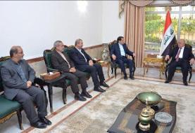 رایزنی کاردار ایران در عراق با حیدر العبادی