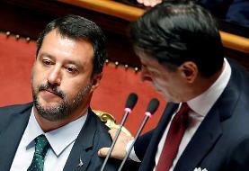 بحران سیاسی در ایتالیا؛ آیا سالوینی به پایان راه رسیده است؟