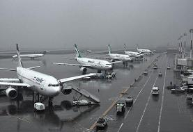 جابهجایی ۱۳۰ میلیون مسافر هوایی در دو سال گذشته