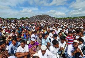 Rohingya Muslims demand justice
