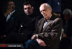 بازیگری هیچ آخر و عاقبتی ندارد/من پیرترین و قدیمیترین بازیگر حال حاضر سینمای ایران هستم
