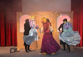 تمرین زندگی در جشنوارهی هنرهای نمایشی