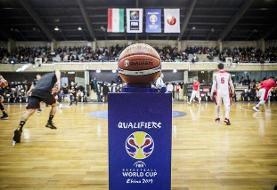 پایان بازیهای تدارکاتی تیم ملی بسکتبال با باخت برابر لهستان