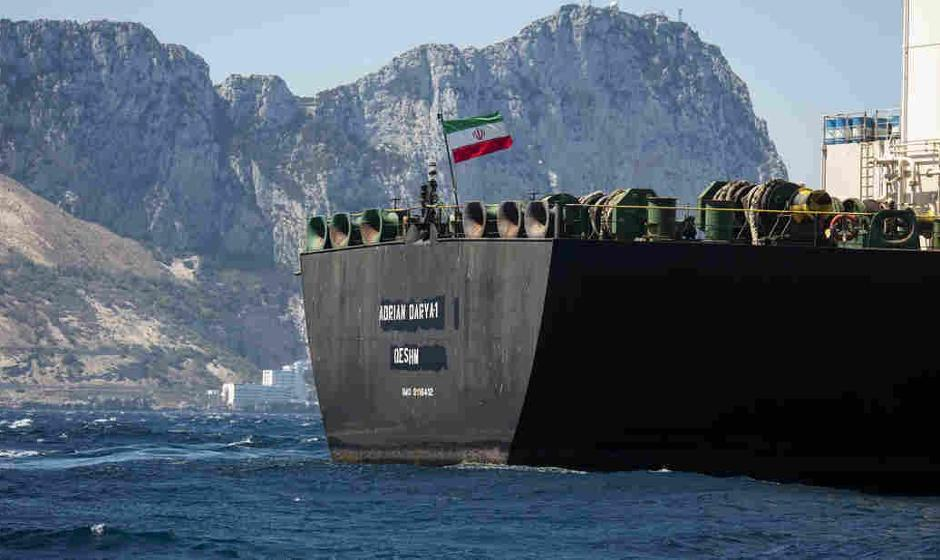 Released Iranian Oil Tanker Changes Course, Heads To Turkey