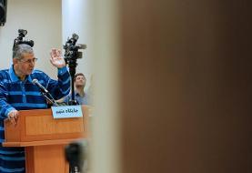 (تصاویر) دومین جلسه دادگاه گروه جهانبانی؛ متهم استثنایی پرونده بانک سرمایه