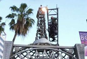 در هالیوود هم مجسمهها دزدیده میشوند!
