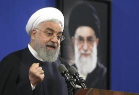 روحانی: دولت برای حل مشکلات کوتاهی نمیکند