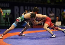 ترکیب نهایی تیم کشتی ایران در جهانی۲۰۱۹ ؛ انتخابی در وزن ۶۵کیلو
