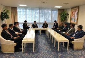 تاکید گروههای دوستی پارلمانی ایران و ژاپن بر تداوم حمایت از برجام و کاهش تنش در منطقه