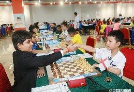 پیروزی نمایندگان شطرنج ایران در دور پنجم شطرنج نونهالان جهان