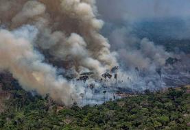 Amazon fires: Brazil sends warplanes to dump water on devastating blaze after international outcry