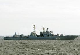 اعزام ناوشکن سهند به خلیج عدن برای حفاظت از کشتی های ایرانی