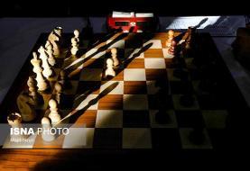 انتقاد از ضعف امکانات در سوپر مسابقات شطرنج آمریکا + عکس