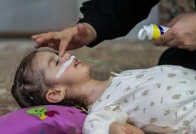 (تصاویر) نفسهای سخت یاسمن در انتظار درمان ۷۵۰ هزار دلاری