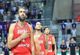 کاروان تیم ملی بسکتبال ایران در راه گوانجو