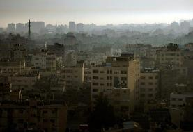 Israel strikes Gaza, cuts fuel deliveries after Palestinian rocket fire