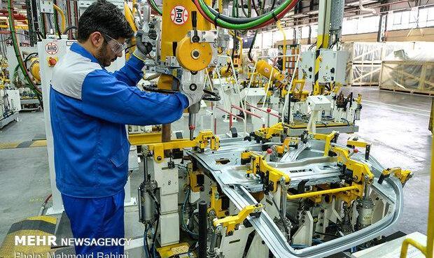 ۱۲۰ میلیون یورو قرارداد داخلی سازی قطعات خودرو نهایی شده است