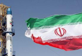 Another Iranian rocket launch has ended in failure after it apparently blew up on the launch pad