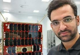 Iran shows undamaged satellite to reporters, refutes US claim of failed launch