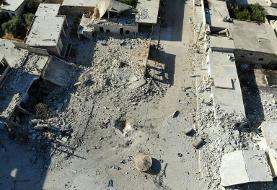 US strikes jihadists in Syria, 40 reported killed