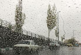 مردم به اخطارهای بارشی توجه کنند/بارندگی در نیمه شمالی کشور