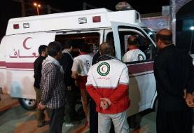 بیش از ۳۵ کشته و ۱۲۰ زخمی در ازدحام جمعیت در کربلا/  اعلام اسامی مجروحان ایرانی+ تصاویر