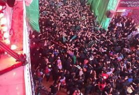 بیش از ۳۰ کشته و ۱۰۰ زخمی در ازدحام جمعیت در کربلا/  زائرین ایرانی آسیب ندیدند+ تصویر