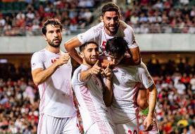 بازی پرحاشیه ختم به خیر شد/ پیروزی ایران برابر هنگ کنگ در گام اول