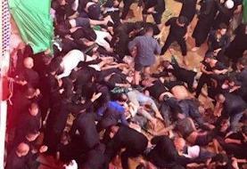 زائران ایرانی مصدوم در حادثه کربلا مشخص شدند
