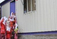 استفاده از کانکس به جای مدارس آسیب&#۸۲۰۶;دیده از سیل پلدختر