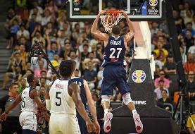 2019 FIBA Basketball World Cup: France 89-79 US
