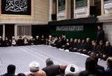 آخرین شب مراسم عزاداری حضرت اباعبدالله الحسین (علیهالسلام) در حسینیه امام خمینی