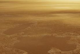 شکلگیری دریاچههای تایتان با انفجار نیتروژن!