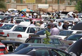 آخرین قیمت خودرو در امروز چهارشنبه ۲۰ شهریور ۹۸ / ثبات قیمتها در بازار