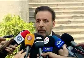 رییس دفتر روحانی:وقتی با ورود زنان به ورزشگاه موافقم که سلطانیفر بتواند فضای سکوها را مناسب کند
