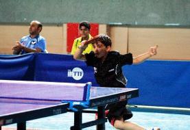 نوید شمس عضو تیم منتخب تنیسرویمیز نوجوانان آسیا شد