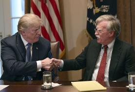Trump ousts hawkish Bolton, dissenter on foreign policy
