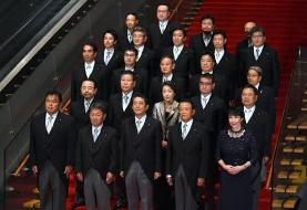 Prime Minister Abe shakes up Japan's cabinet, brings in rising star