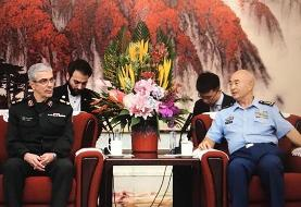 Iran after promotion of ties with China in all sectors, including military: General Baqeri