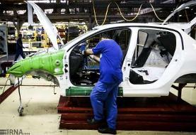 مدیرعامل ایران خودرو: هدف، تولید ۲ هزار خودرو در روز