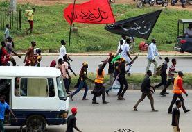 (تصاویر) کشتار عزاداران حسینی در نیجریه