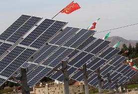 یزد پایلوت کشوری در طرح نیروگاههای خورشیدی شود