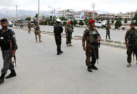 حمله انتحاری طالبان به قرارگاه ارتش افغانستان در نزدیکی کابل