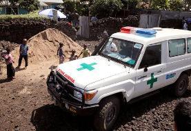 بیش از ۵۰ کشته در حادثه خروج قطار از ریل در کنگو