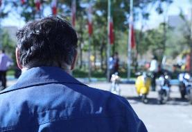 دستگیری زورگیر حرفهای چماق به دست