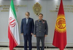 وزیر کشور: ایران خواهان صلح و ثبات برای تمام کشورهای منطقه است