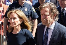 فلیستی هافمن بازیگر زن آمریکایی به زندان محکوم شد