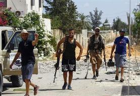 Drone strike kills Haftar commanders near Tripoli